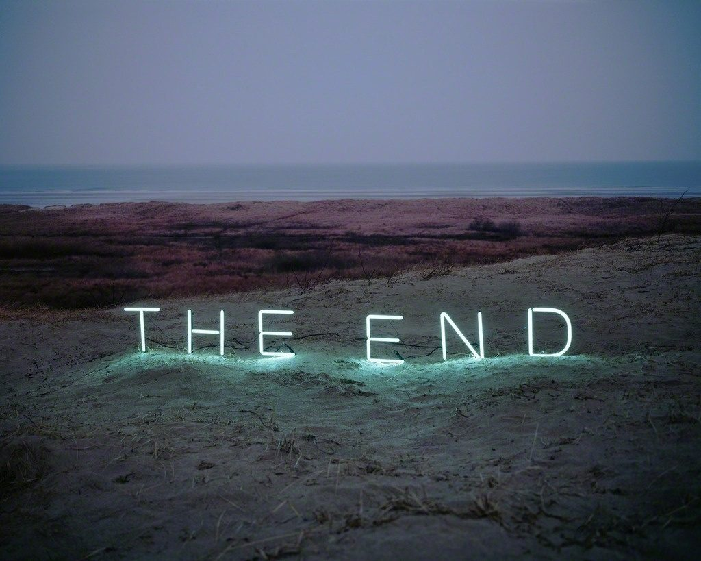 """The End Is Near"" = Jung Lee"
